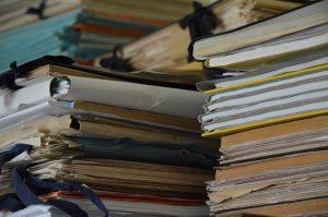 welke documenten bewaren