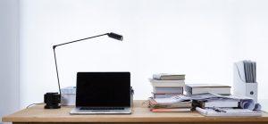 hoe je thuiswerkplek opruimt