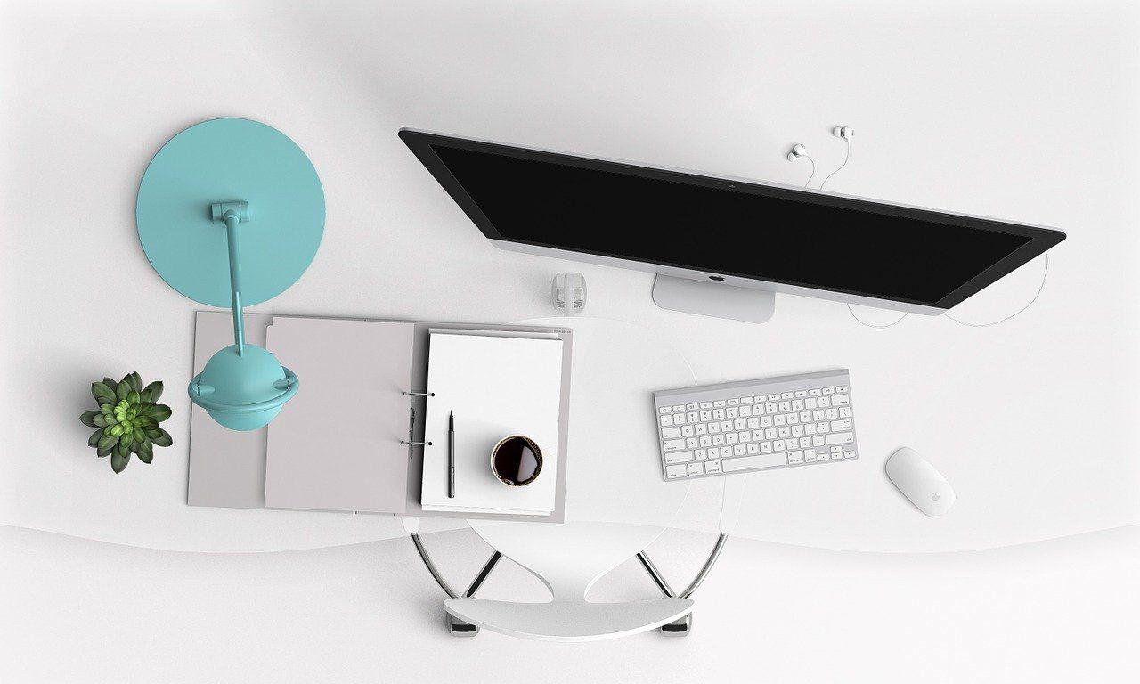 tips opgeruimde thuiswerkplek productiviteit