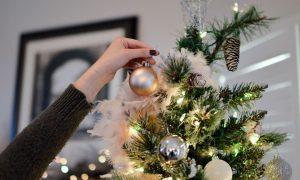 huis opruimen voor kerstmis