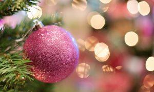 opruimen voor kerstmis
