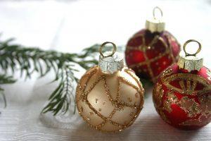 je huis opruimen voor kerstmis en andere feestdagen is belangrijk