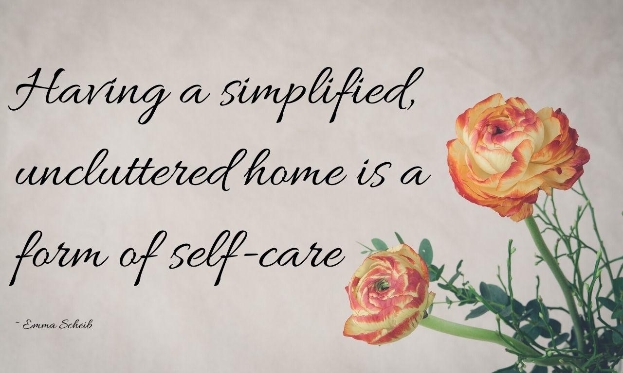 oranje bloemen waarom professional organizer opruimcoach inschakelen huis opruimen